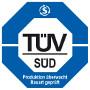 Certyfikat TÜV SÜD